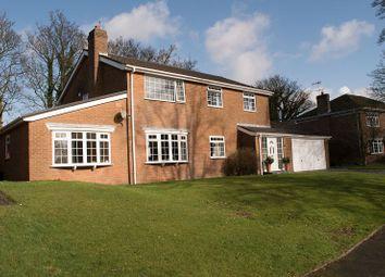 Thumbnail 5 bed detached house for sale in Oaklands Court, Aldcliffe, Lancaster