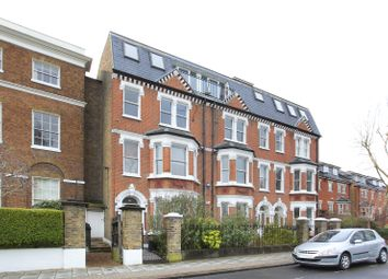 Thumbnail 3 bed flat to rent in Clapham Common West Side, Battersea, London