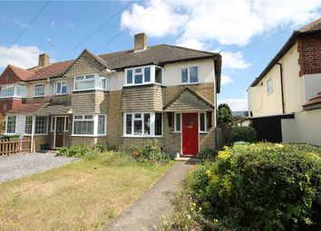 Thumbnail 3 bed end terrace house for sale in Ashridge Way, Sunbury-On-Thames, Surrey