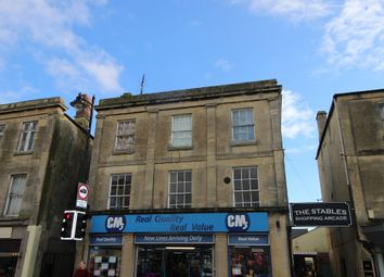 Thumbnail 2 bed flat to rent in 14A High Street, Melksham