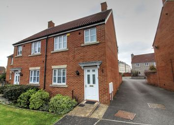 Thumbnail 3 bedroom semi-detached house for sale in Walkers Drive, Weston-Super-Mare