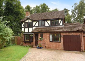 Thumbnail 4 bed link-detached house for sale in The Green, Wokingham