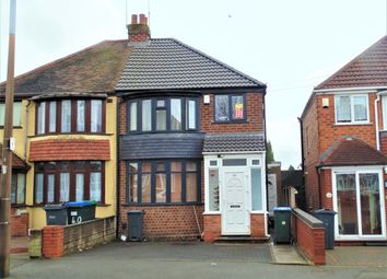 Thumbnail 3 bed semi-detached house for sale in Jayshaw Avenue, Great Barr