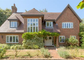 Thumbnail 5 bed detached house for sale in First Avenue, Charmandean, Worthing
