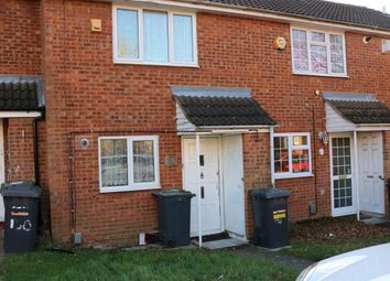 Thumbnail 2 bed terraced house to rent in Brussels Way, Luton