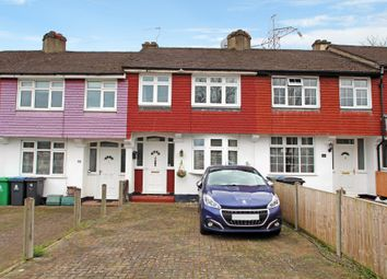 Thumbnail 3 bed terraced house for sale in Knollmead, Surbiton