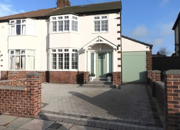 Thumbnail 4 bed semi-detached house for sale in Hilltop Road, Childwall, Liverpool