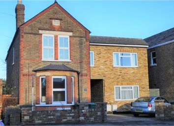 Thumbnail 1 bed flat for sale in Hurst Road, West Molesey