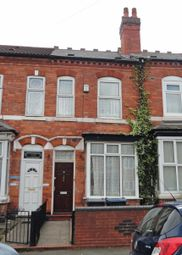 Thumbnail 2 bedroom terraced house for sale in Hamilton Road, Handsworth, Birmingham, West Midlands