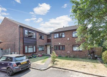 Thumbnail 2 bed flat for sale in Gander Green Lane, Sutton