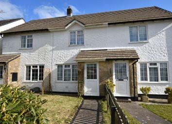 Thumbnail 2 bedroom terraced house to rent in Manor Park, Woolsery, Bideford