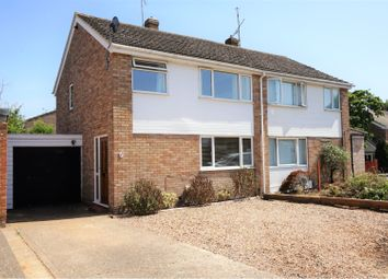 Thumbnail 3 bed semi-detached house for sale in Lea Road, Sonning Common, Reading