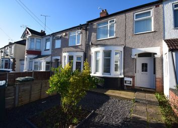 3 bed terraced house for sale in Grangemouth Road, Radford, Coventry CV6