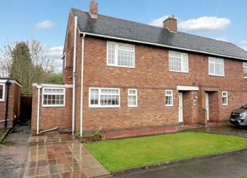 Thumbnail 3 bed semi-detached house for sale in Coronation Avenue, Polesworth