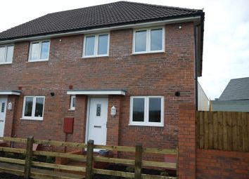 Thumbnail 3 bedroom semi-detached house to rent in Catcott Road, Wells