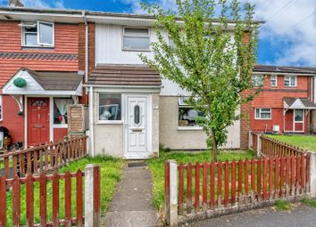 Thumbnail 3 bed terraced house for sale in Brindley Close, Walsall