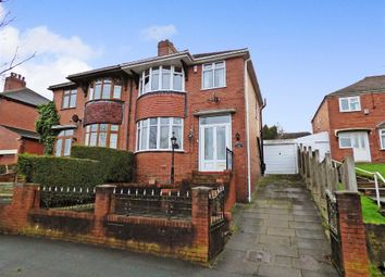 Thumbnail 3 bed semi-detached house for sale in Bank Hall Road, Burslem, Stoke-On-Trent