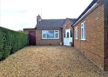 Thumbnail 3 bed bungalow for sale in Low Road, Barrowby, Grantham