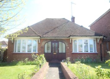 Thumbnail 2 bed bungalow for sale in Street End Road, Chatham