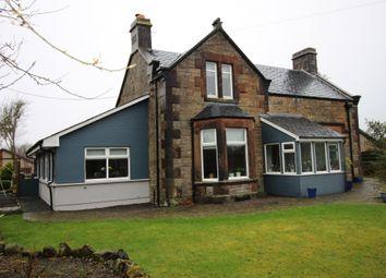 Thumbnail 4 bed detached house for sale in Grangelea, West Lothian