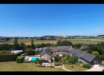 Thumbnail 8 bed country house for sale in Le Gouray, Cotes-d Armor, Brittany, France