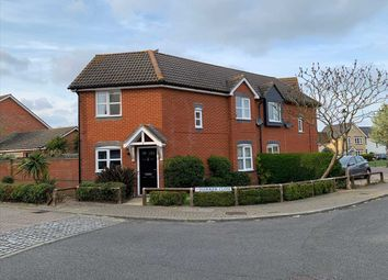 Thumbnail 3 bed detached house to rent in Harrier Close, Ravenswood, Ipswich