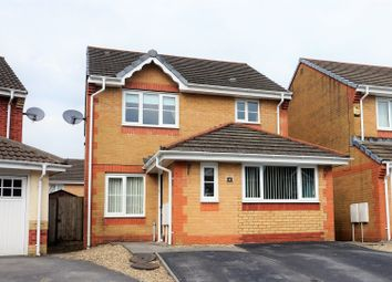 Thumbnail 3 bedroom detached house for sale in Golwg Y Twr, Pontarddulais