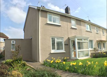 Thumbnail 3 bed end terrace house to rent in Chalybeate Gardens, Aberaeron