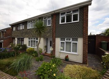 Thumbnail 5 bed semi-detached house for sale in Golding Crescent, Stanford Le Hope, Essex