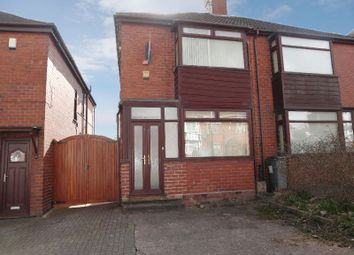 Thumbnail 3 bedroom semi-detached house for sale in Cromer Road, Northwood, Stoke-On-Trent, Staffordshire