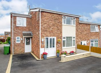 Thumbnail 3 bed semi-detached house for sale in Jura Avenue, Ripley