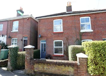 Thumbnail 2 bed semi-detached house for sale in North Hill, Fareham