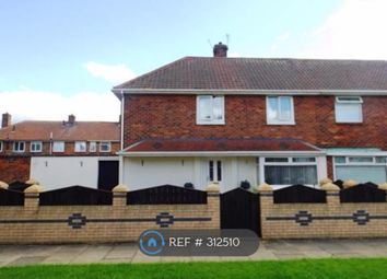 Thumbnail 3 bed semi-detached house to rent in Hoylake Road, Middlesbrough