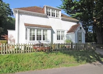 Thumbnail 2 bed detached house for sale in Sharvells Road, Milford On Sea, Lymington