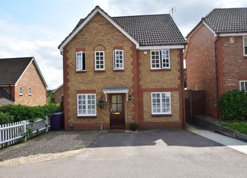 Thumbnail 4 bed detached house for sale in Windermere Close, Stevenage, Hertfordshire