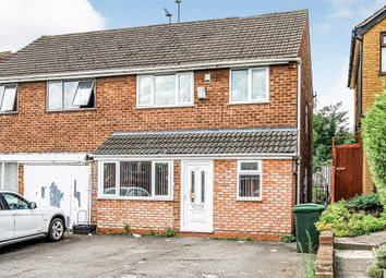 Thumbnail 3 bed semi-detached house for sale in Lower Church Lane, Tipton