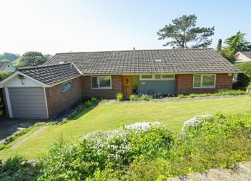 Thumbnail 2 bedroom detached bungalow for sale in Danes Court, Dover