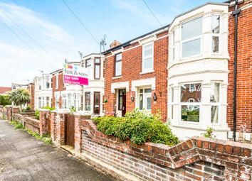 Thumbnail 3 Bed Terraced House For Sale In Findon Road Gosport