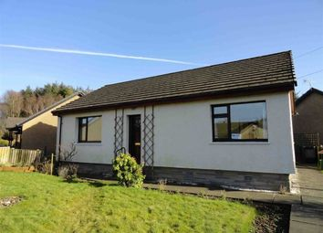 Thumbnail 2 bed detached bungalow for sale in Kirkbeck Road, Clarencefield, Dumfries