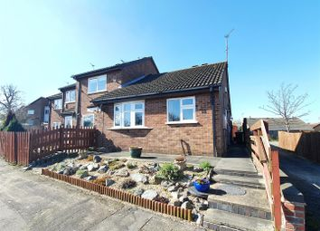 2 bed semi-detached bungalow for sale in Fairway Road, Shepshed, Leicestershire LE12