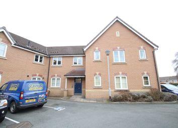 Thumbnail 2 bed flat for sale in Hanbury Court, Field Farm Road, Tamworth