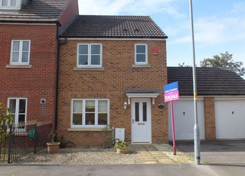 Thumbnail 3 bed end terrace house for sale in Timor Road, Westbury, Wiltshire