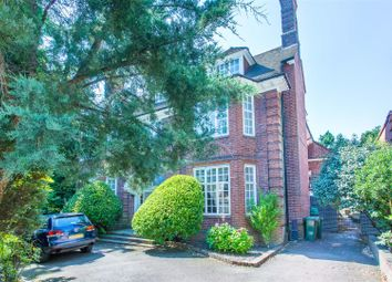 Thumbnail 9 bed detached house for sale in Templewood Avenue, Hampstead