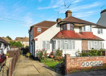 Thumbnail 2 bed flat for sale in Windsor Drive, Dartford