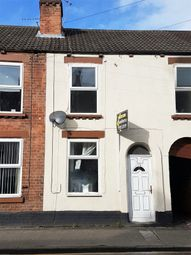 Thumbnail 4 bed terraced house to rent in Uxbridge Street, Burton