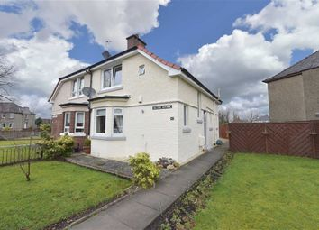 Thumbnail 2 bed semi-detached house for sale in Second Avenue, Renfrew