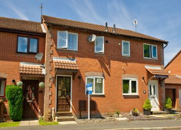 Thumbnail 2 bed terraced house for sale in Saggars Close, Madeley, Telford