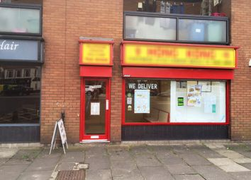 Thumbnail Retail premises for sale in Whitefield M45, UK