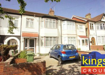 Thumbnail 3 bed terraced house for sale in Hampton Road, London