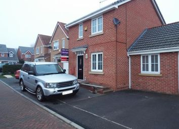 Thumbnail 4 bedroom link-detached house for sale in Dairy Square, Beechdale, Nottingham, Nottinghamshire